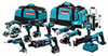 LXT1200 - 18V LXT® Lithium-Ion Cordless 12-Pc. Combo Kit -- LXT1200