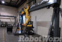 Fanuc M-6iT Robot -- RobotWorx | Engineering360