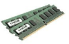 Crucial 4GB kit (2x2GB) 240 pin DIMMs DDR2 5300 -- CT2KIT25664AA667