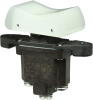 TP Series Rocker Switch, 1 pole, 3 position, Screw terminal, Above Panel Mounting -- 1TP216-7 -Image