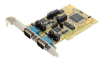 StarTech.com 2 Port RS232/422/485 PCI Serial Adapter Card.. -- PCI2S232485I