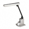 Fluorescent Desk Lamp, Electronic Ballast, Folding Shade, 15 -- L9008
