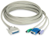 CAT5 Extender Cable with DDC Support, 10-ft. (3.0-m) -- EHN230D-0010 - Image