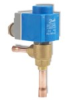 Electronically Operated Valves, AKV, Expansion Valves, for fluorinated refrigerants, AKV 10 -- 068F1213