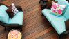 Solid Core, Wood Plastic Composite Decking -- EverNew® PT Deck