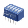 DIP Switches -- 450-2048-ND -Image
