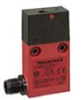 MICRO SWITCH GKM Series Miniature Key Operated Safety Switch, 1NC/1NO Direct Opening, Slow Action, Side Exit M12 dc Micro-change Connector, Plastic Housing, Gold-plated Contacts -- GKMC09 -Image