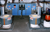 Inductotherm Lift-Swing Furnace