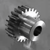 SPUR GEARS -- P32S34-28