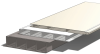 Superpanel Deck and Wall Panel Profiles -- PA004, CT066, CP150