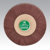 Dynabrade Coated Aluminum Oxide Sanding Star - 180 Grit - Shank Attachment - 4 in Diameter - 93169 -- 616026-93169