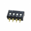 DIP Switches -- 563-CFS-0401TR-ND -Image
