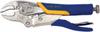 Vise Grip Soft Grip Curved Jaw Locking Plier -- 9V7CRSG