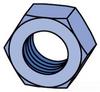 Hex Nut - Non Metric -- HHXN075 EG - Image