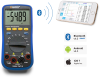 Digital Multimeter With Bluetooth -- OWON 3 3/4 -- View Larger Image