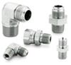 JIS 60 Degree Cone To Male JIS B203 (BSPT) Steel -- 4F3P4S