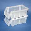 LEWISBins+™ Clear Hang/Stack Bins -- 54319
