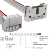 Rectangular Cable Assemblies -- H3BKH-1036G-ND -Image