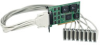 8-Port RS-232 PCI Card, 16554 UART -- IC142C - Image