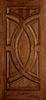 Custom Wood All Panel Exterior Door Series
