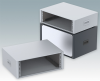 "19"" Desktop Mini-Rack Enclosures -- Technomet 19"" -- View Larger Image"