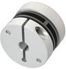 Spring disc coupling -- E60121