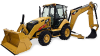 Backhoe Loaders -- 416F