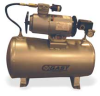 Piston Air Compressor,1/4 HP,1.5 CFM -- 3HDH2