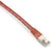 20FT Brown CAT6 400MHz Patch Cable F/UTP CM Solid RJ-45 -- EVNSL0609MS-0020 - Image