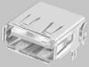 FCI - 87583-0010B - USB CONNECTOR, RECEPTACLE, 4POS, SOLDER -- 673436