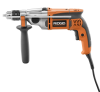 "Heavy Duty ½"" 2-Speed Hammer Drill"