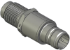 Honeywell Harsh Application Aerospace Proximity Sensor, HAPS Series, Inline cylindrical threaded form factor, 2,50 mm/3,50 range, 3-wire open collector output normally closed, EN2997Y10803MN terminati -- 1PCTD3BCN1-000 -- View Larger Image