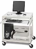 Mobile Computer Cart -- EC4000FF-GM