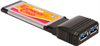 CalDigit U3-ExpressCard SuperSpeed PCI ExpressCard for USB 3.0