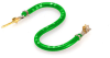 Jumper Wires, Pre-Crimped Leads -- H2ABG-10103-G4-ND -Image