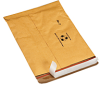Kraft Self-Seal Padded Mailers - Image