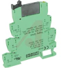 Optocoupler; Industrial; DIN Rail; TRIAC; w/Socket; PLC Interface; Screw -- 70207978