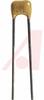 CAPACITOR CERAMIC , RADIAL 390PF, 100V,5%, C0G -- 70195700 - Image
