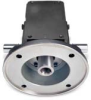 WORM GEARBOX, 2.62IN, 20:1 RATIO 56C-FACE INPUT, DUAL SHAFT OUT -- WG-262-020-D