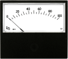 Presentor - Industrial Series Analogue Meter -- 19B -- View Larger Image