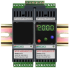 DIN Rail Signal Conditioner, with TFML -- MED2122 - Image