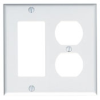 Combination Wallplates -- 80455-W - Image