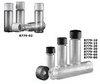 2ML METAL CAP VIAL FOIL LINED CAP, CS/288 -- GSA Schedule Ace Glass Inc 8779-02