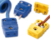 Ultra High Temp Thermocouple Connectors -- NMP
