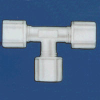 Tube And Hose Tee Fitting -- 61258