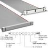 Rectangular Cable Assemblies -- H3AWH-6418G-ND -Image