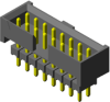 Standard Board-to-Board 2mm Terminals -- ZLTMM Series
