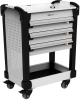 MultiTek Cart 3 Drawer(s) -- RV-GB37A3U010L3B -Image