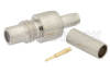 SMC Jack Connector Crimp/Solder Attachment for RG188-DS, RG316-DS -- PE45156 -Image