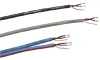 Gepco 61801HS 22AWG Single Pair - Foil Shielded - 1000ft -Pl -- GEP61801HS-1000F